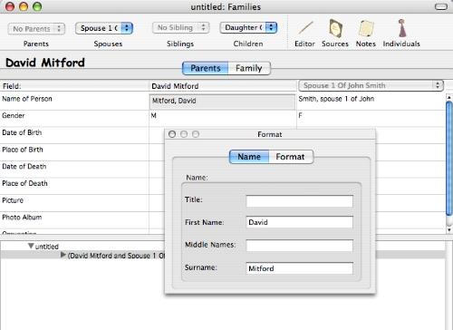 Genealogy Pro 2.2