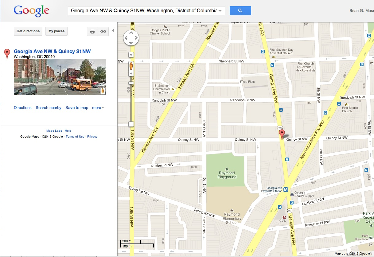 Applesider Use Google Maps To Get A Preview Of Where You